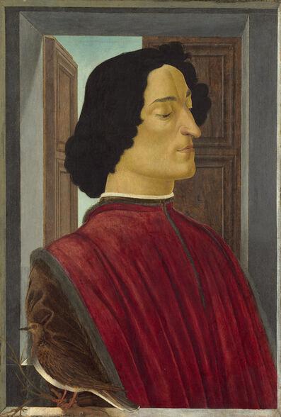 Sandro Botticelli, 'Giuliano de' Medici', ca. 1478-1480