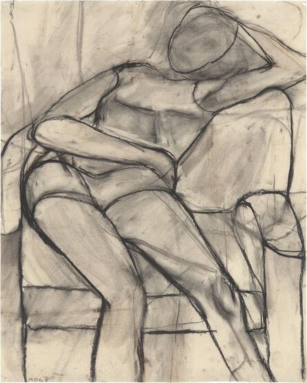 Richard Diebenkorn, 'Untitled (Seated Woman)', 1965