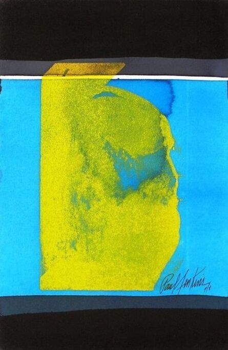 Paul Jenkins, 'Phenomena Light Line', 1994