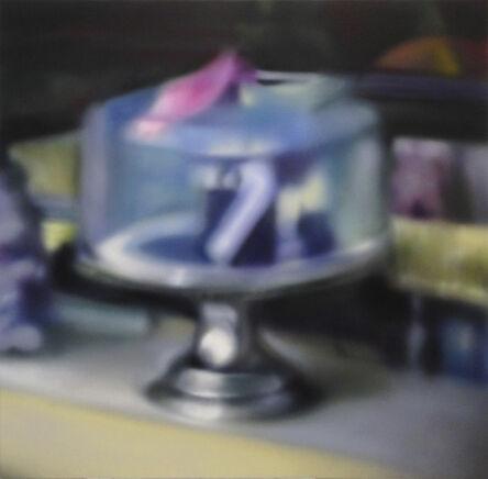 Ben Schonzeit, 'Blue Cake', 2012