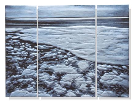 April Surgent, 'SEA ICE STUDY 4', 2015