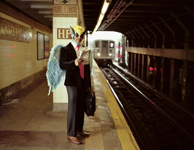 Dulce Pinzon, 'Harvey Birdman', 2005 -2010
