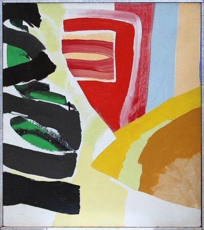 Ernest Briggs, 'Mask', 1965