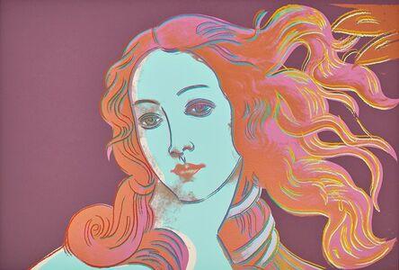 Andy Warhol, 'Birth of Venus', 1984