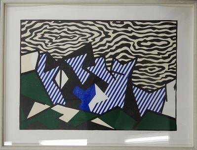 Roy Lichtenstein, 'Morton A. Mort', 1980