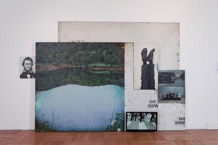 Bruno Kurru, 'O observador mede a profundidade de sua própria natureza', 2013