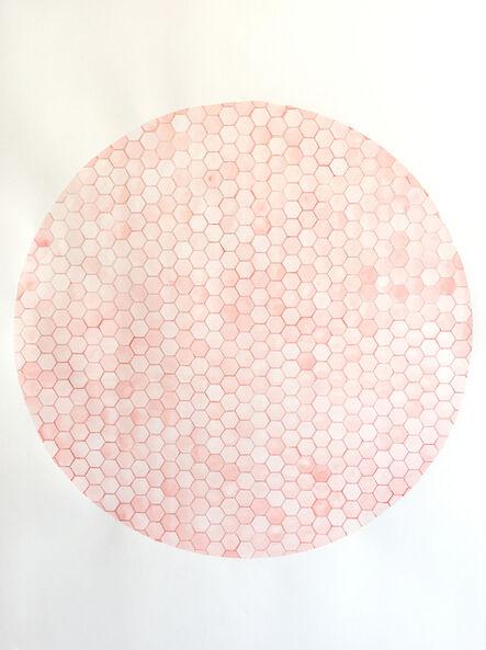 Kiki Gaffney, 'Tile Floor Mandala', 2016