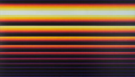 Norman Zammitt, 'North Wall', 1976