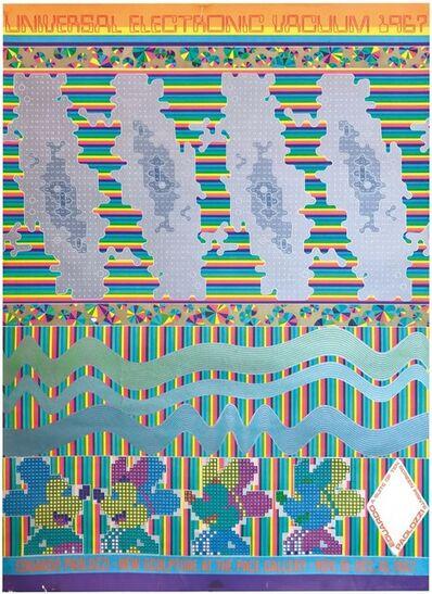 Eduardo Paolozzi, 'UNIVERSAL ELECTRONIC VACUUM 1967 / PACE GALLERY 1967', 1967