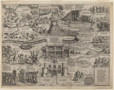 Niccolò Nelli, 'The Land of Cockaigne', 1564