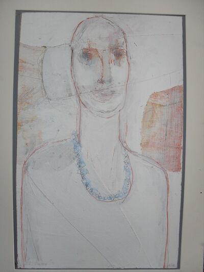 Carl Kohler, 'Joyce Carol Oates', ca. 1995