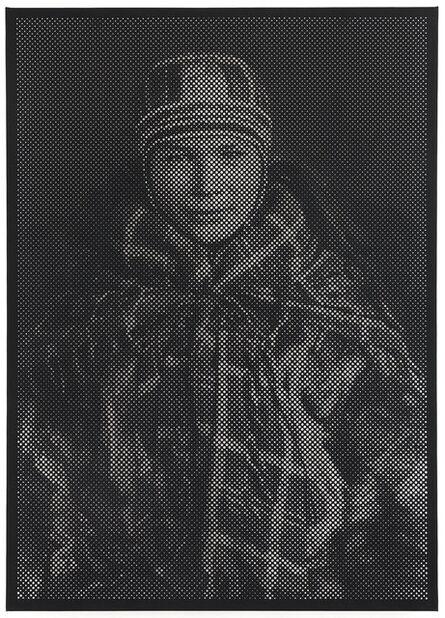 Anne-Karin Furunes, 'Portrait of Inger Andersdatter Bæhr (1882/83)', 2019