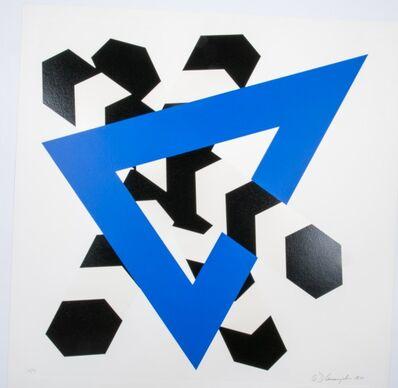 Allan D'Arcangelo, 'Constellation III', 1971