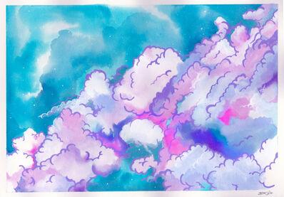 Donia, 'Fantasy: Clouds', 2018