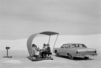 Raymond Depardon, 'White Sand. New Mexico, USA.', 1982