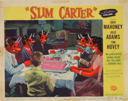 Victor Castillo, 'Slim Carter', 2020