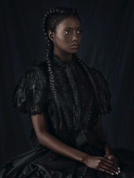 Dagmar van Weeghel, 'For Sarah - The African Princess', 2016