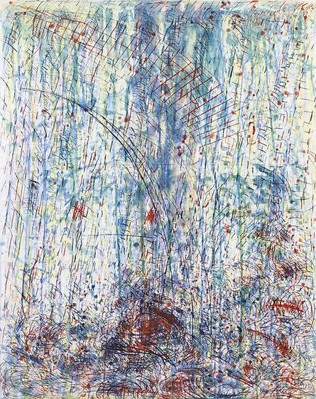 Pat Steir, 'Waterfall', 1988