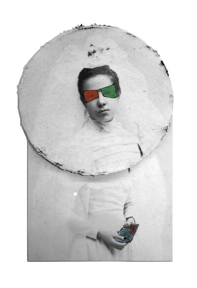 Ivana Larrosa, 'Blind Color Bride', 2015