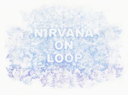 Amanda Manitach, 'Nirvana On Loop', 2019