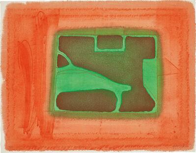 Howard Hodgkin, 'A Furnished Room', 1977