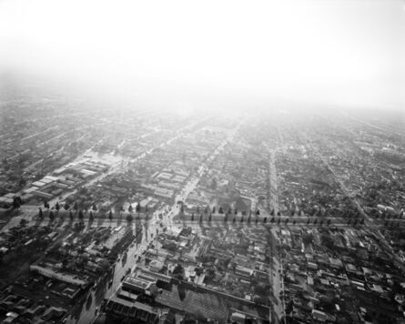 Michael Light, 'Looking Northwest, Somewhere Near Torrance, CA4', 2014