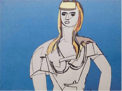 Jean Hélion, 'La fille aux cheveux jaunes'