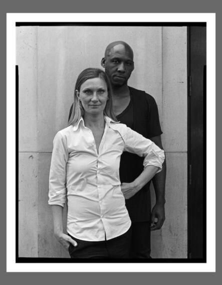 Robert Kalman, 'Elinor & Marlon, New York City'