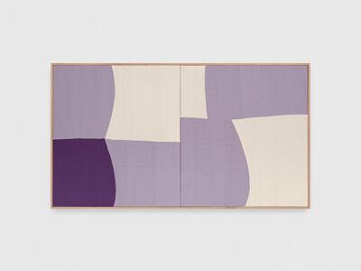 Ethan Cook, 'Whole Lotta Love Purple', 2021
