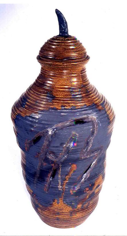 Hadrian Mendoza, 'Lidded Jar'