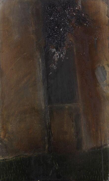 John Blackburn, 'Fire Painting XIV', 2017-2018