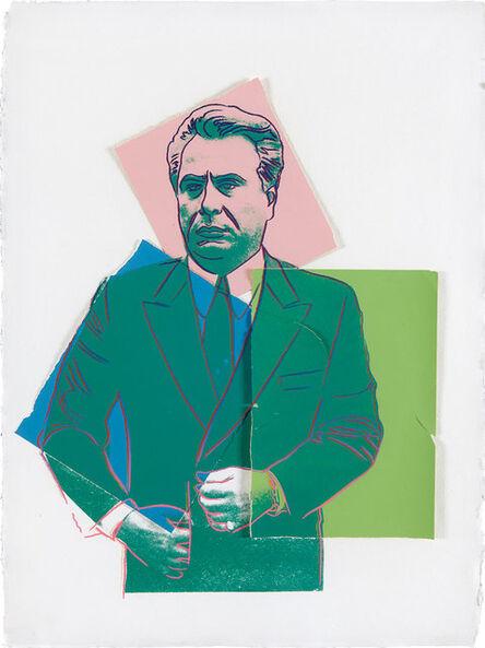 Andy Warhol, 'John Gotti', 1986