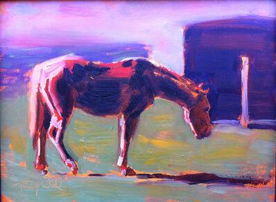 Tracy Wall, 'Morning at Cherry Creek', 2015