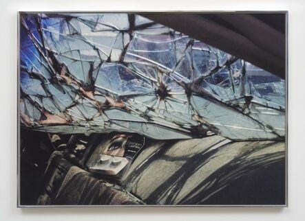 Liza Ryan, 'Wind(shield) fire 2', 2014