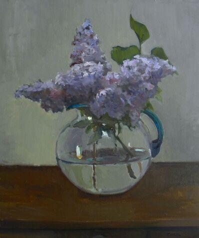 Maryann Lucas, 'Lilacs', 2015