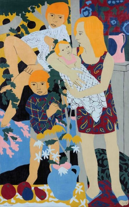 Norman Gilbert, 'Mother and Child ', 1969