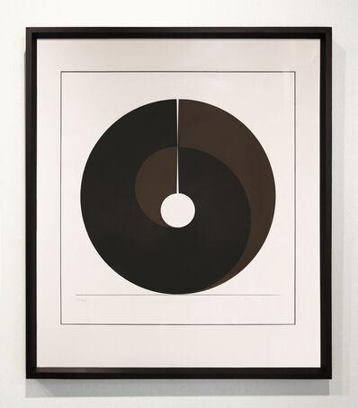 Clement Meadmore, 'Split Ring 2D', 1972