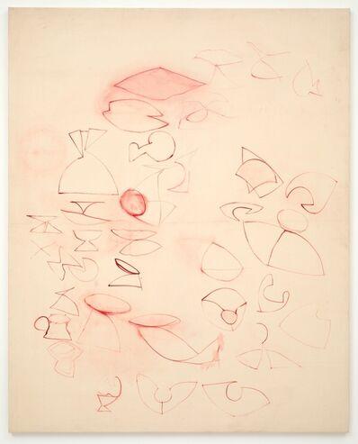 Shelagh Wakely, 'Wood Bird', 1985