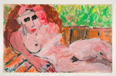 Justin McCarthy, 'Neon Nude', ca. 1960