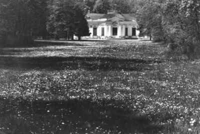 Sigrid Neubert, 'Ohne Titel (Gartenanlagen zu Nym- phenburg)', 1974-1988