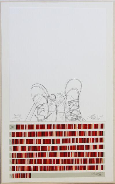 Danica Phelps, 'Income´s Outcome nr. 383, 1st generation', 2014