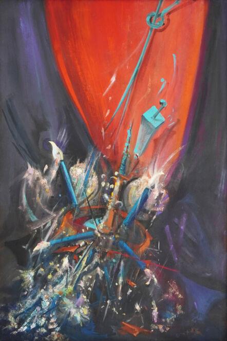 Don Manfredi, 'Fallen Chandelier', 1996