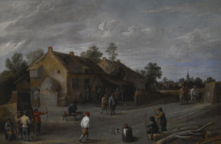 David Teniers the Younger, 'The Archers', Late 1640s
