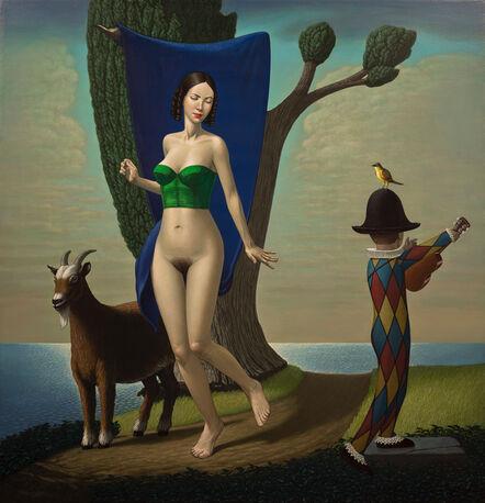 John Tarahteeff, 'Land's End ', ca. 2020