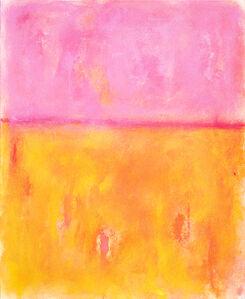 Luis Medina, 'Pink and yellow', 2015