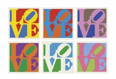 Robert Indiana, 'The Garden of Love', 1982