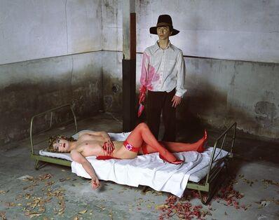 Yasumasa Morimura 森村 泰昌, 'An Inner Dialogue with Frida Kahlo (Dialogue with Myself 2)', 2001