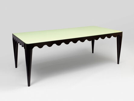 """Jean Royère, '""""ondulation"""" dining table', ca. 1953"""