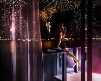 David Drebin, 'Fireworks', 2019