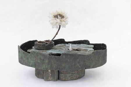 Nancy Lorenz, 'Small Fountain for Flowers', 2019